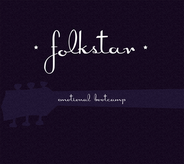 Folkstar's Debut Album Emotional Bootcamp Released!