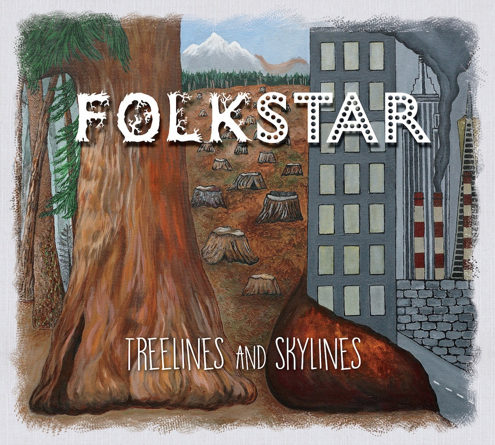 Folkstar Treelines and Skylines
