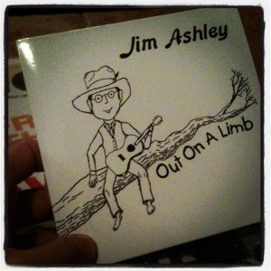 Jim Ashley CD