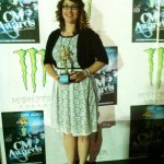 Carolina Music Award winner Crissie McCree