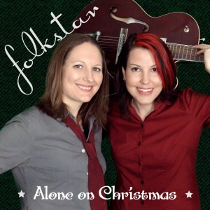 Folkstar Alone on Christmas Cover